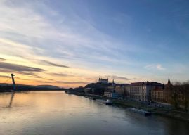 Bratislava in November  – can be a lot of fun!