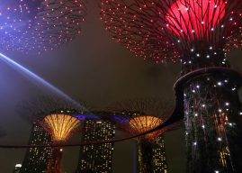 Singapore – a great layover destination